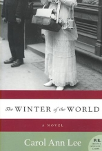 Lee, Carol Ann The Winter of the World