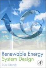 Salameh, Ziyad Renewable Energy System Design
