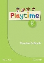 Selby, Claire Playtime B. Teacher`s Book