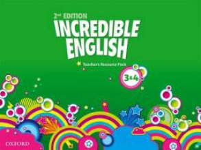 Incredible English: Levels 3 and 4: Teacher`s Resource Pack