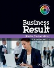 Business Result: Starter: Student`s Book with DVD-ROM and Online Workbook Pack
