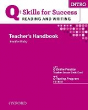 ,Q Skills for Success Reading and Writing: Intro: Teacher`s B