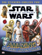 David Fentiman,   DK Star Wars The Rise of Skywalker Amazing Sticker Adventures
