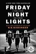 Bissinger, H. G. Friday Night Lights