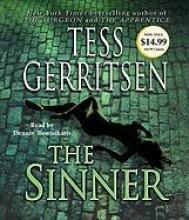 Gerritsen, Tess The Sinner