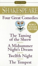 Shakespeare, William Four Great Comedies