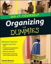 Munson, Sandra Organizing Do-It-Yourself For Dummies