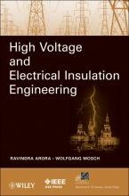 Arora, Ravindra High Voltage and Electrical Insulation Engineering