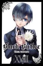 Toboso, Yana Black Butler, Volume 18
