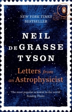 Neil deGrasse Tyson , Letters from an Astrophysicist