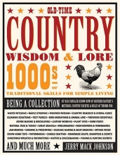 Johnson, Jerry Old-Time Country Wisdom & Lore