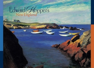Notecards-Edward Hoppers -20pk [With Envelope]