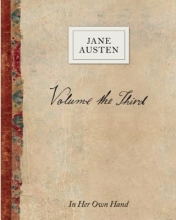 Austen, Jane Volume the Third