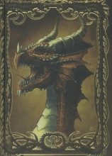 Dragon - Red (Foiled Journal)