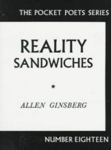 Ginsberg, Allen Reality Sandwiches