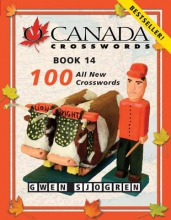 Sjogren, Gwen O Canada Crosswords, Book 14