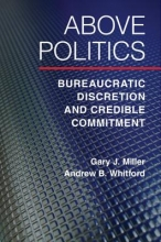 Miller, Gary J. Political Economy of Institutions and Decisions