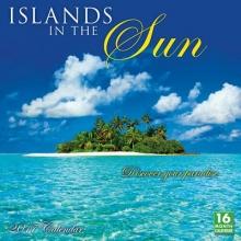 Islands in the Sun 2017 Calendar