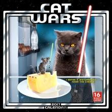 Cat Wars 2017 Calendar
