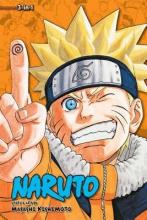Kishimoto, Masashi Naruto 3-In-1 Edition 8