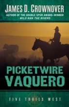 Crownover, James D. Picketwire Vaquero