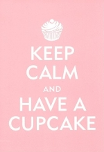 Keep Calm and Have a Cupcake Journal