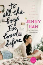 Jenny,Han To All the Boys I`ve Loved Before