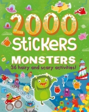 Parragon Books Ltd 2000 Stickers Monsters