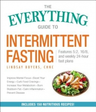 Lindsay Boyers The Everything Guide to Intermittent Fasting
