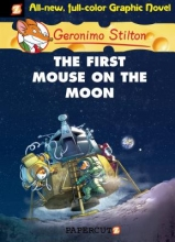 Stilton, Geronimo The First Mouse on the Moon