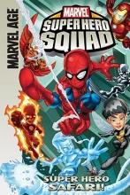 Dezago, Todd Marvel Super Hero Squad