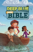 Common English Bible Deep Blue Kids Bible-CEB-Bright Sky