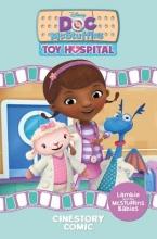Disney Doc Mcstuffins Toy Hospital Cinestory Comic