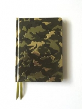 Camouflage (Contemporary Foiled Journal)