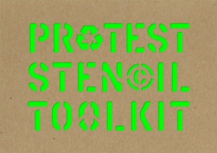 , Protest Stencil Toolkit