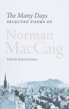 Norman MacCaig,   Roderick Watson The Many Days
