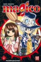 Iwamoto, Naoki Magico 01
