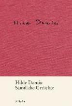 Domin, Hilde Smtliche Gedichte