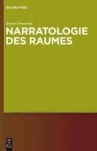 Dennerlein, Katrin Narratologie des Raumes