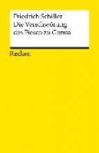 Schiller, Friedrich von Die Verschwörung des Fiesko zu Genua