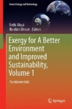 Exergy for A Better Environment and Improved Sustainability 01