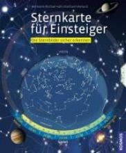 Hahn, Hermann-Michael,   Weiland, Gerhard Sternkarte für Einsteiger