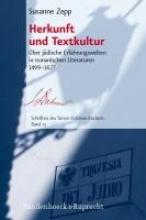 Zepp, Susanne Herkunft und Textkultur