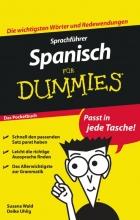 Susana Wald,   Deike Uhlig Sprachfuhrer Spanisch fur Dummies Das Pocketbuch