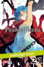 Mochizuki, Jun Pandora Hearts 21
