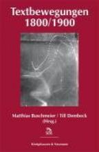 Textbewegungen 1800/1900