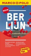 Christine  Berger Berlijn Marco Polo NL incl. plattegrond