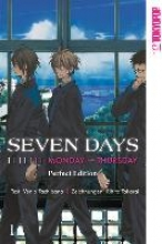 Tachibana, Venio Seven Days Perfect Edition 01