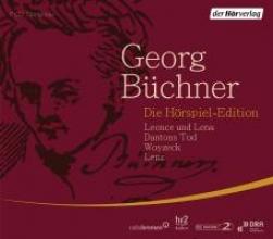 Büchner, Georg Die Hörspiel-Edition