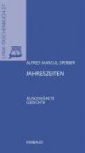 Margul-Sperber, Alfred Jahreszeiten